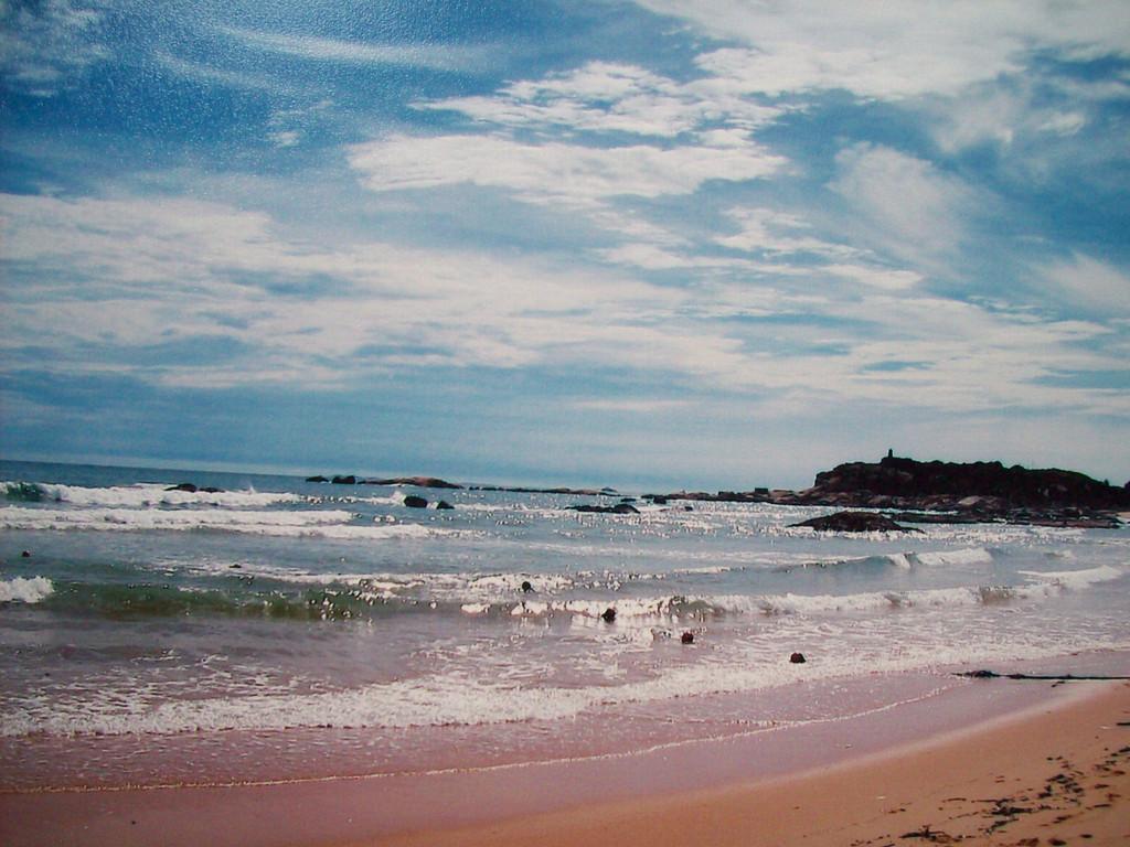 广东汕头南澳岛海滩休闲之旅