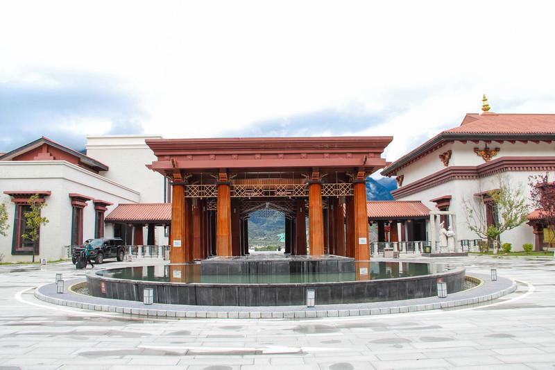 林芝江南丨是上帝给的一片藏地西藏别墅磐安海德图片