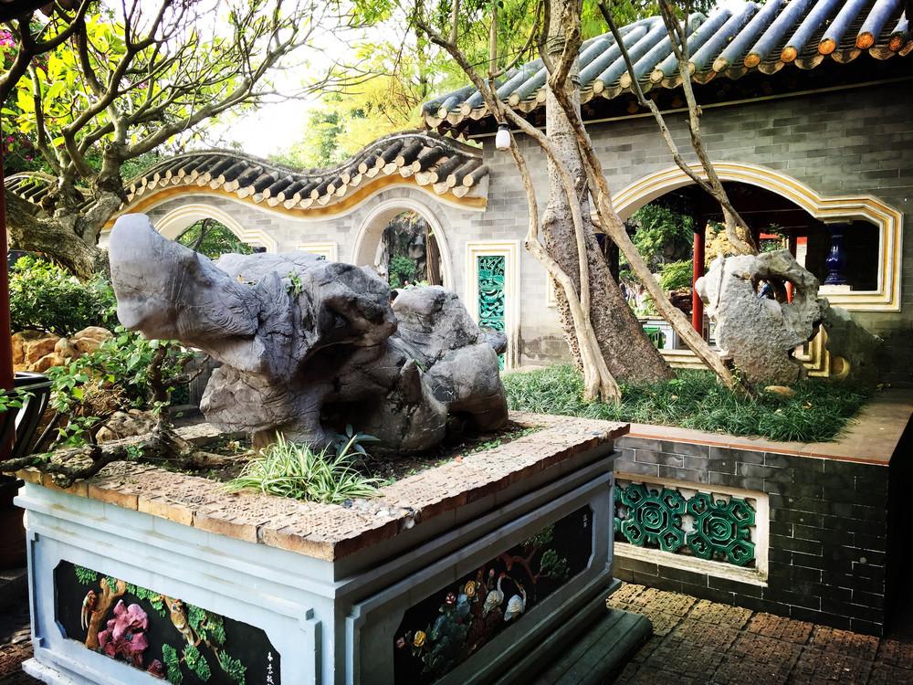 游顺索尼赏清晖园品均安蒸猪--顺德佛山周末攻略峰山2刺猬克图片
