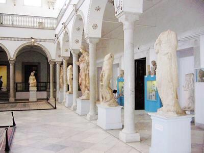 巴尔多博物馆  Bardo National Museum of Prehistory and Ethnography   -3