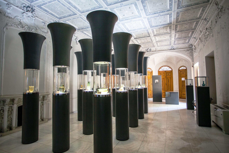 德黑蘭玻璃與瓷器博物館  Glassware and Ceramics Museum of Iran   -1