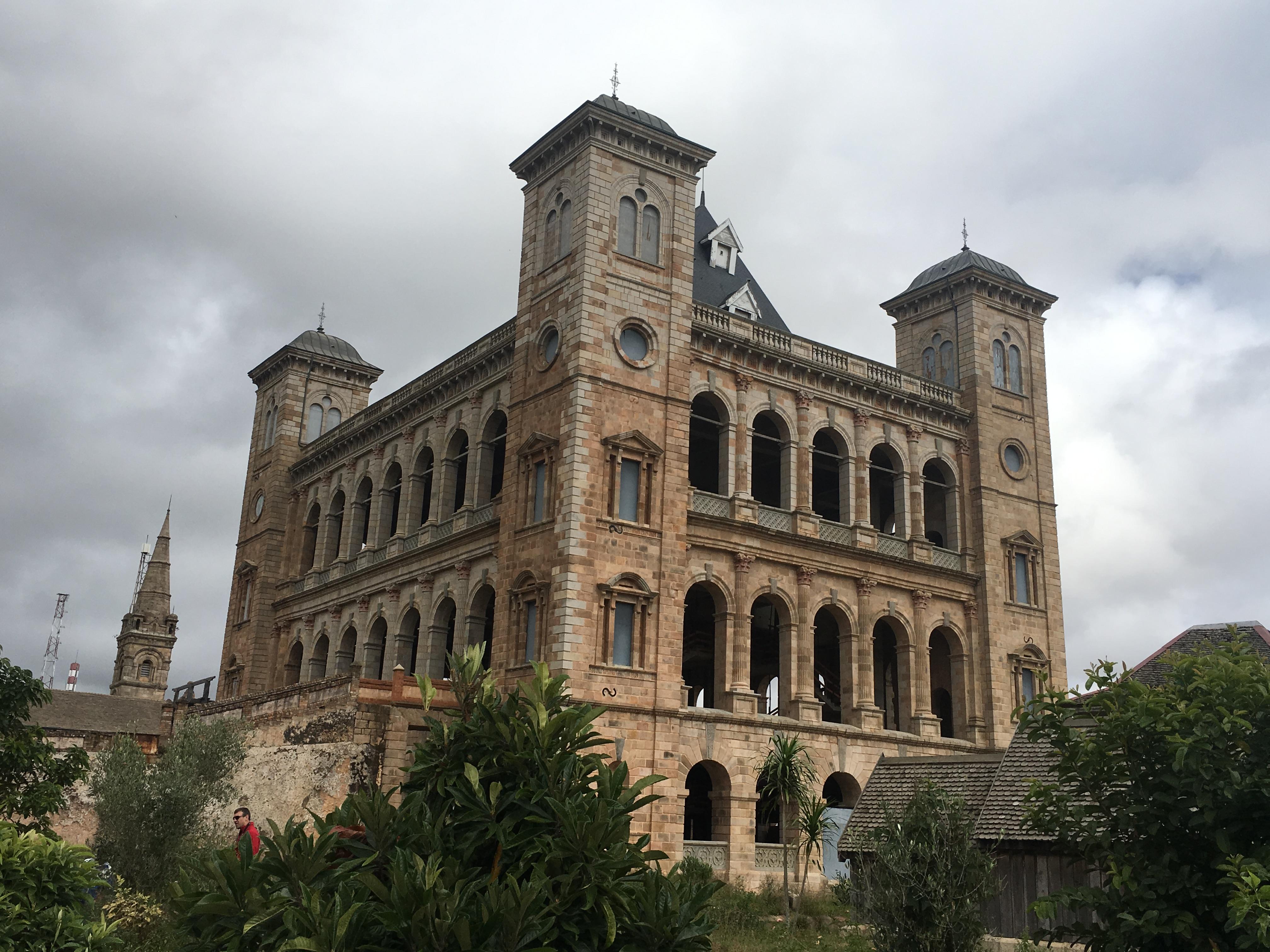 女王宫  Royal Palace   -2