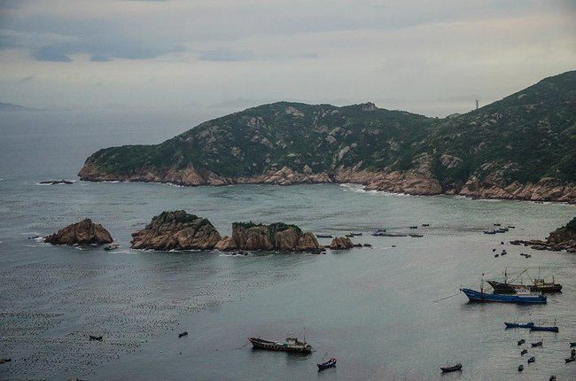 【海岛游】来枸杞岛,以观沧海顺品民宿