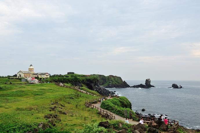 印象济州岛之浪漫韩剧之旅