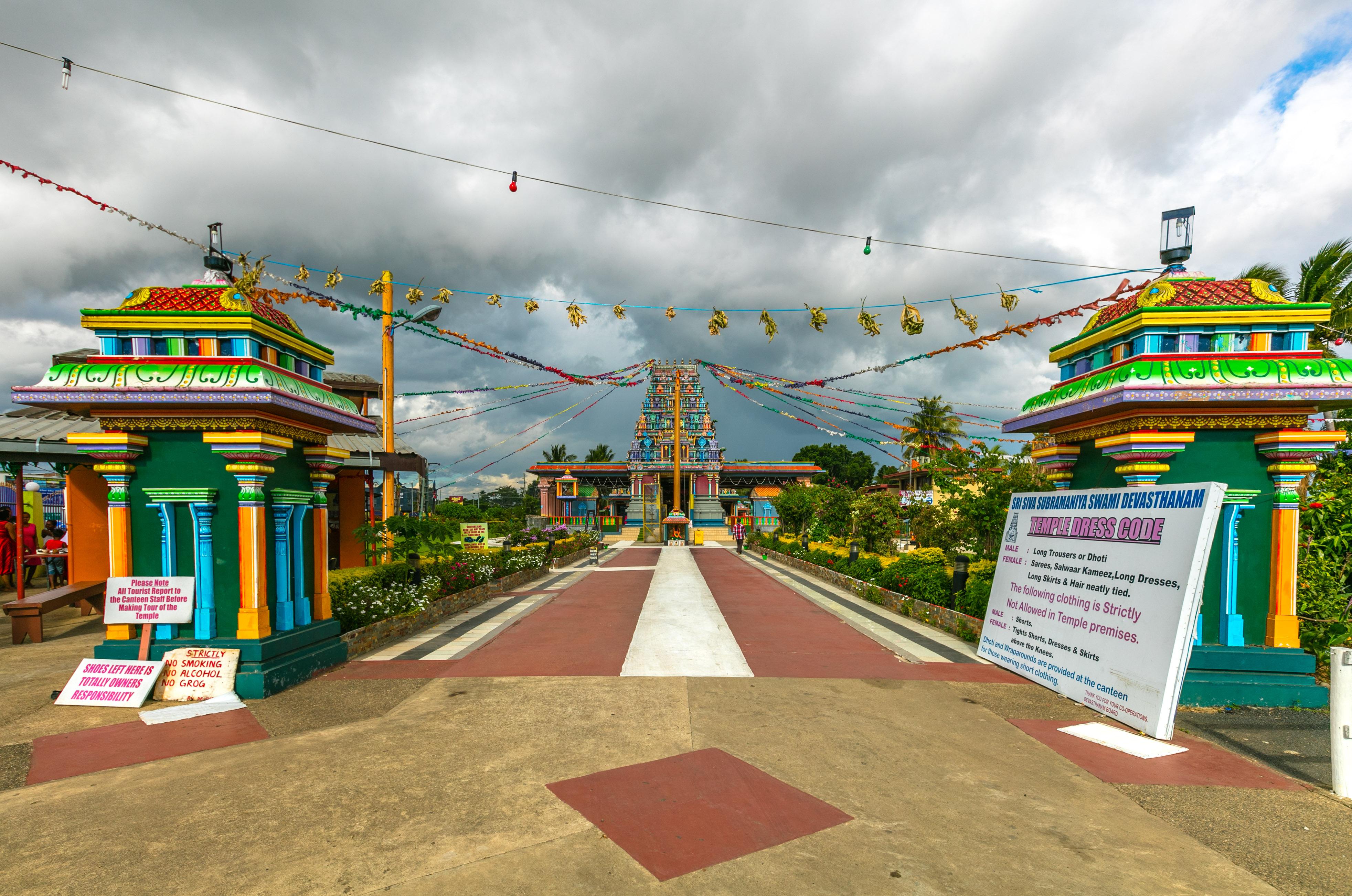 沙巴馬尼亞濕婆廟  Sri Siva Subramaniya Swami Temple   -3