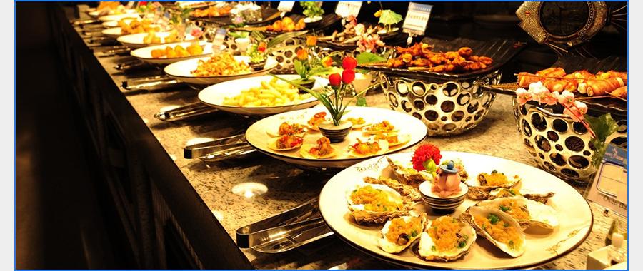 k,泰式bbq烧烤,王大福咖喱螃蟹餐.