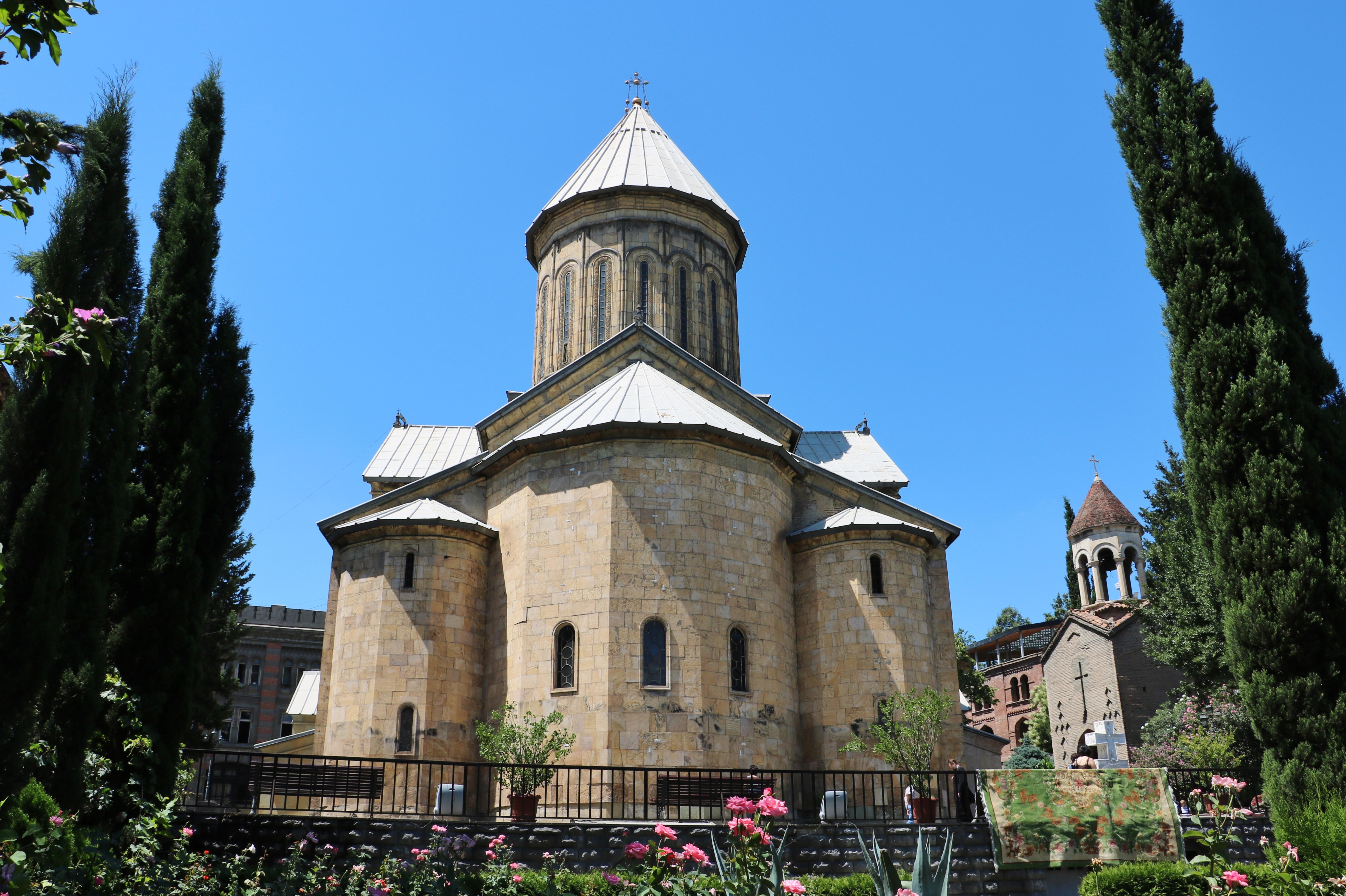 第比利斯锡安主教座堂  Tbilisi Sioni Cathedral   -0