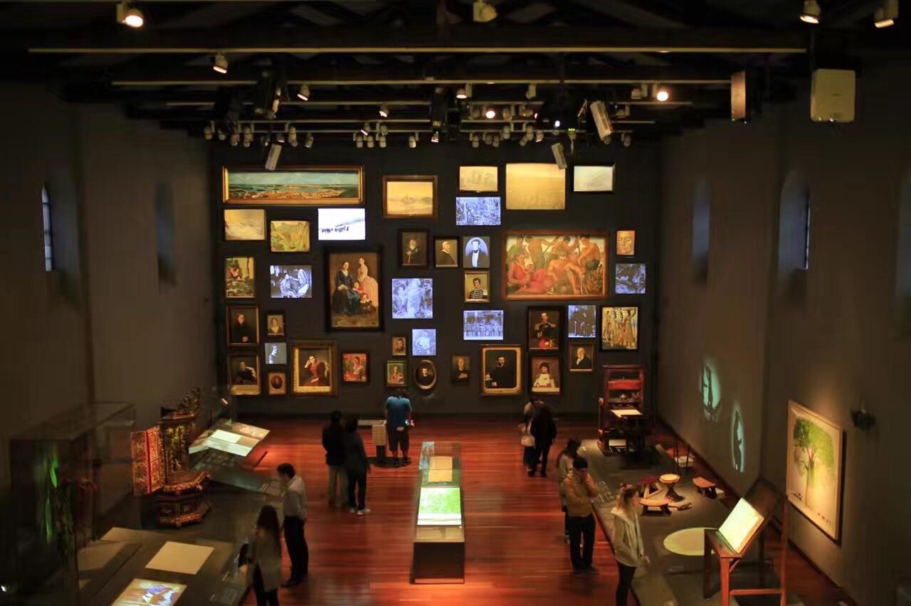 哥伦比亚国家博物馆  Museo Nacional   -1