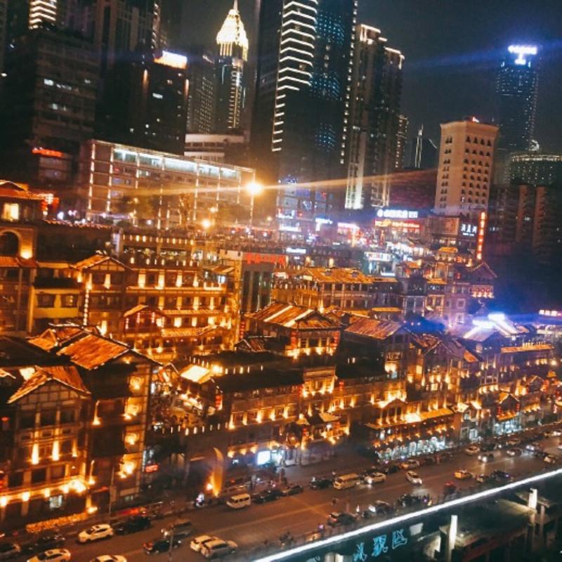 清明暴走重庆,魔幻3D玩法名不虚传!-重庆石子狼吃羊的游记游戏城市图片
