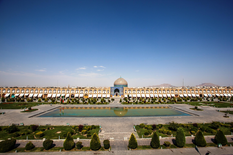 伊瑪目廣場  Imam Square   -3