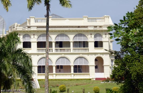 總統府  The Presidential Mansion   -1