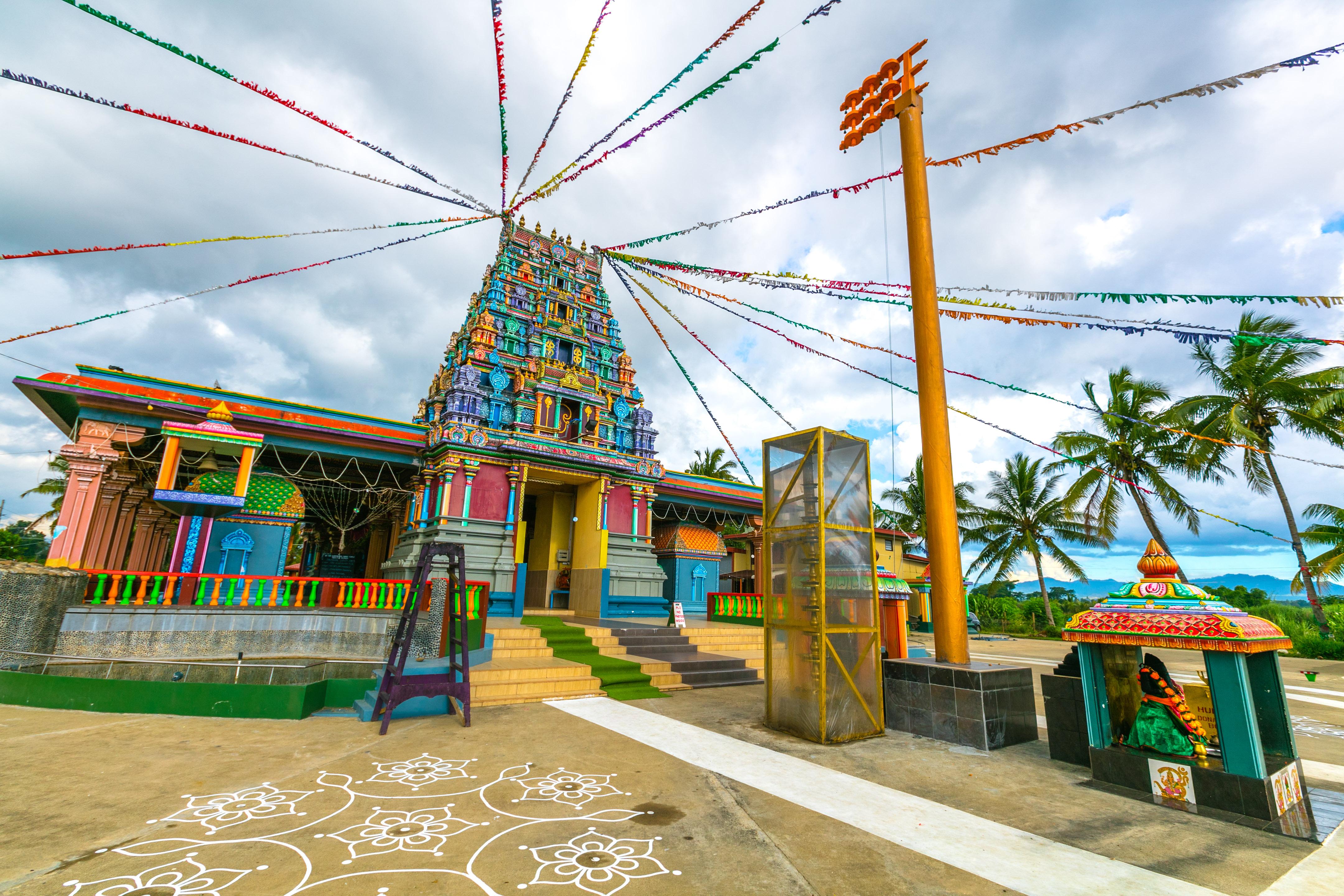 沙巴馬尼亞濕婆廟  Sri Siva Subramaniya Swami Temple   -0
