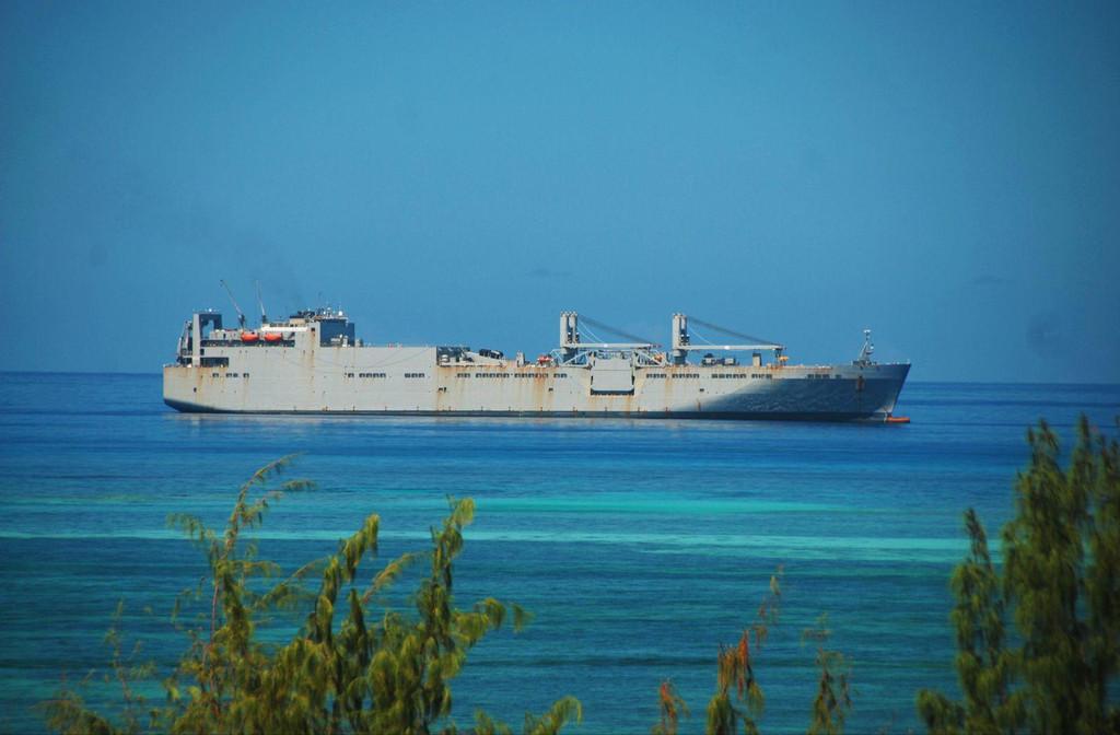 美国saipan塞班岛晒斑之旅