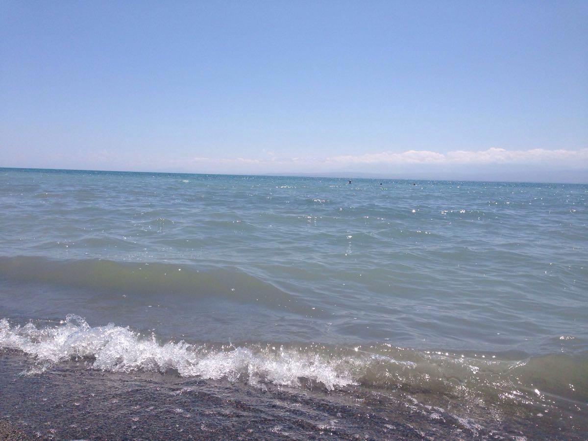 伊塞克湖  Issyk-Kul Lake   -2