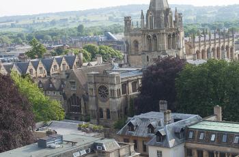 牛津大学哈考特植物园