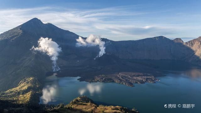 巴厘岛 火山
