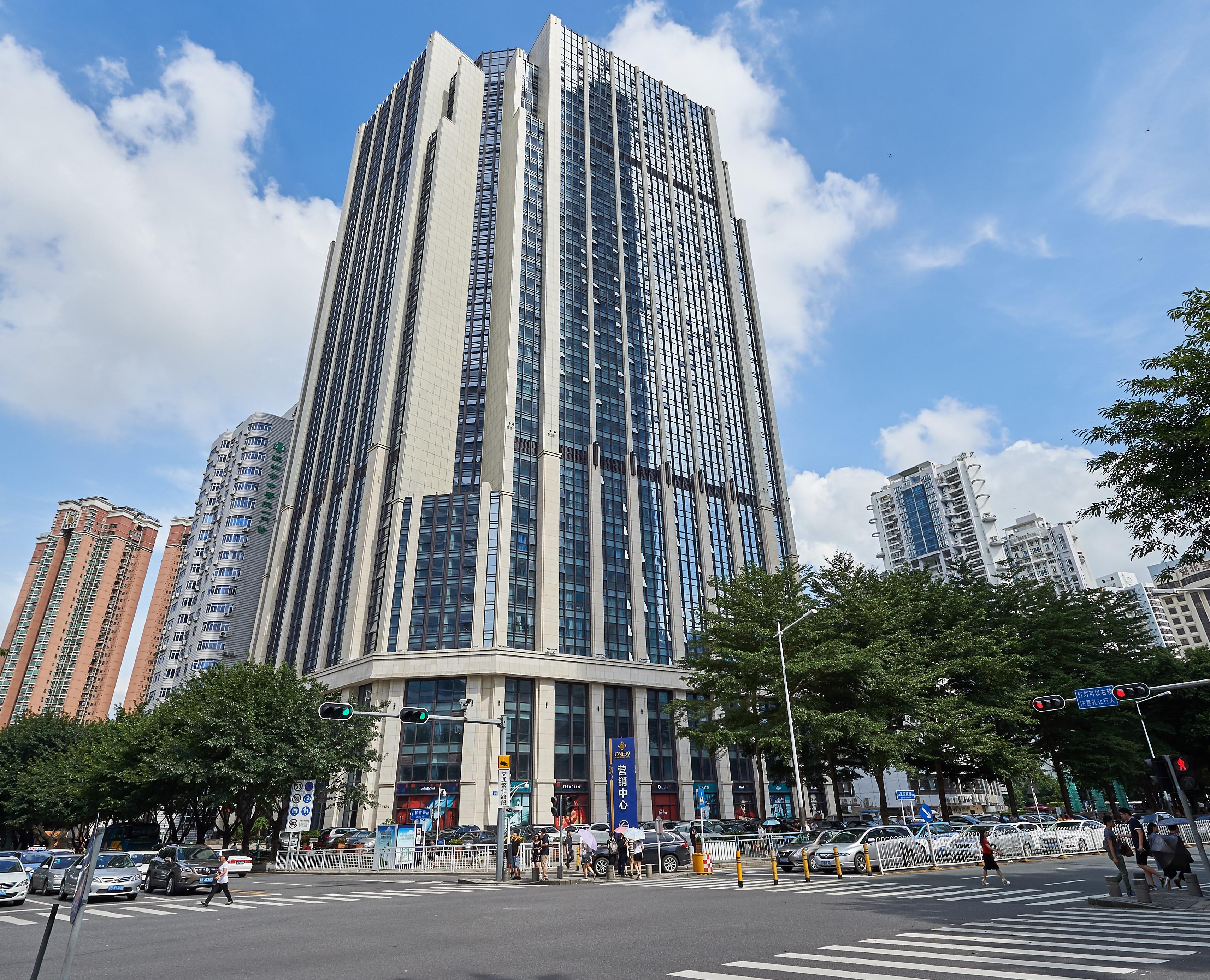 深港商务公寓(深圳地王大厦店)图片