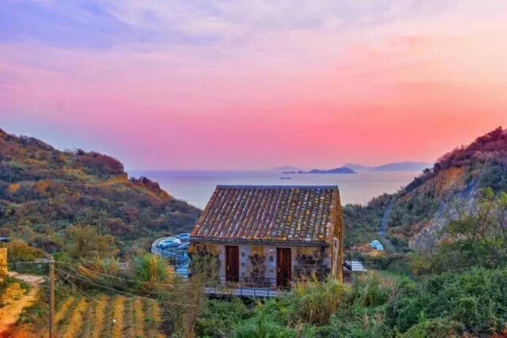 台州寻福旅行第一站:三门蛇蟠岛;住宿蛇蟠岛度假酒店.