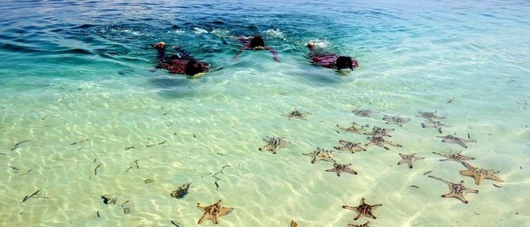 马来西亚仙本那海岛一日游【马达京 汀巴汀巴岛 邦邦岛】