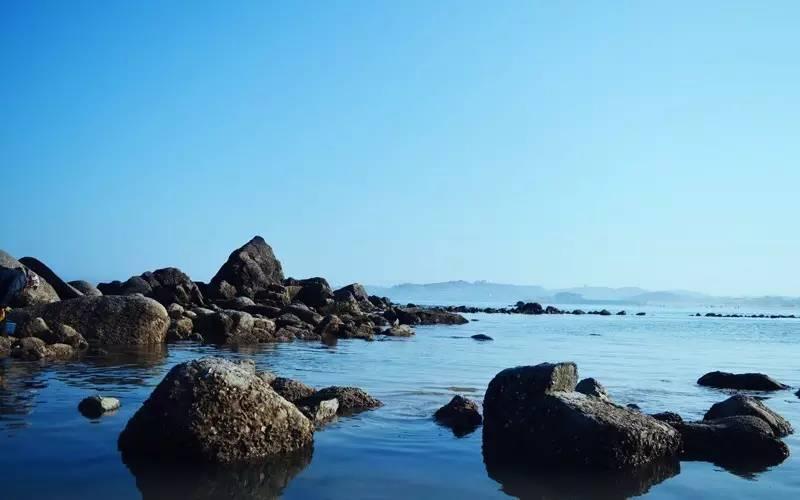 福州平潭岛 坛南湾邂逅蓝眼泪 海岛寻觅皮皮虾 东海仙境话神仙 半洋