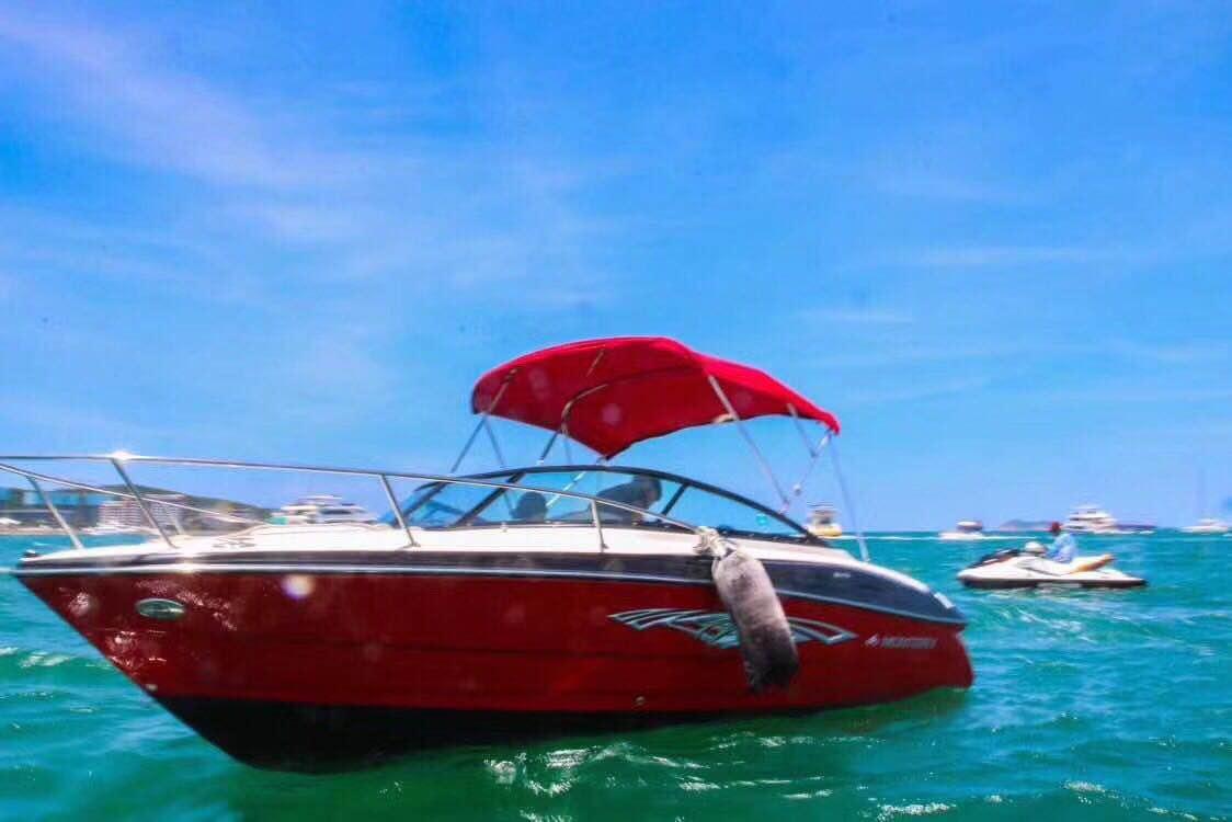 21尺新西兰专业钓鱼游艇出海 海钓 游艇自驾 浮潜【赠送摩托艇15分钟