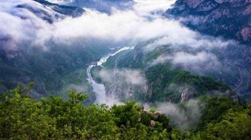 云梦仙境自然风景区