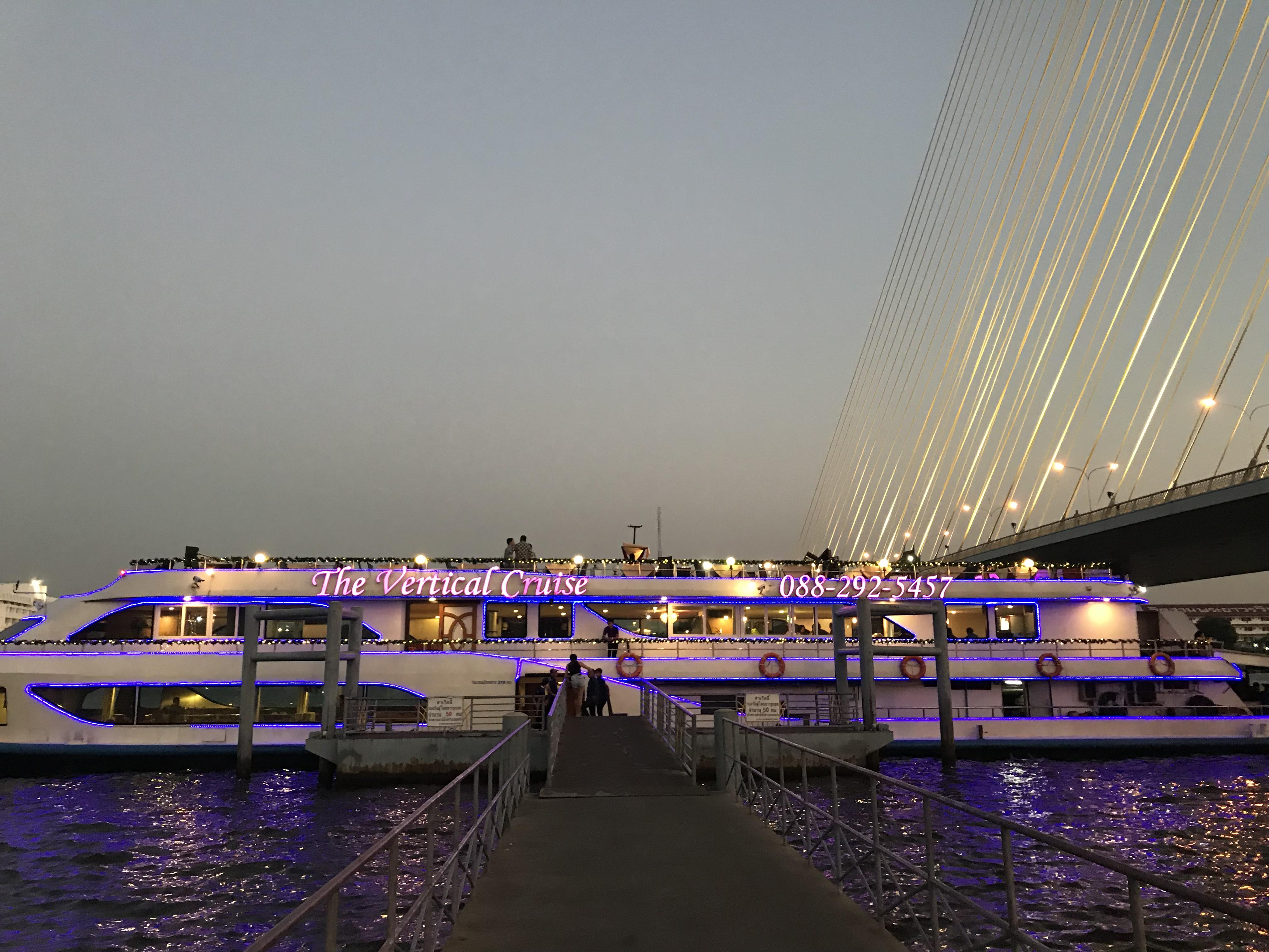 曼谷大游船+湄南河码头+Asiatique夜市皇宫一品工业大道食龙美电话图片