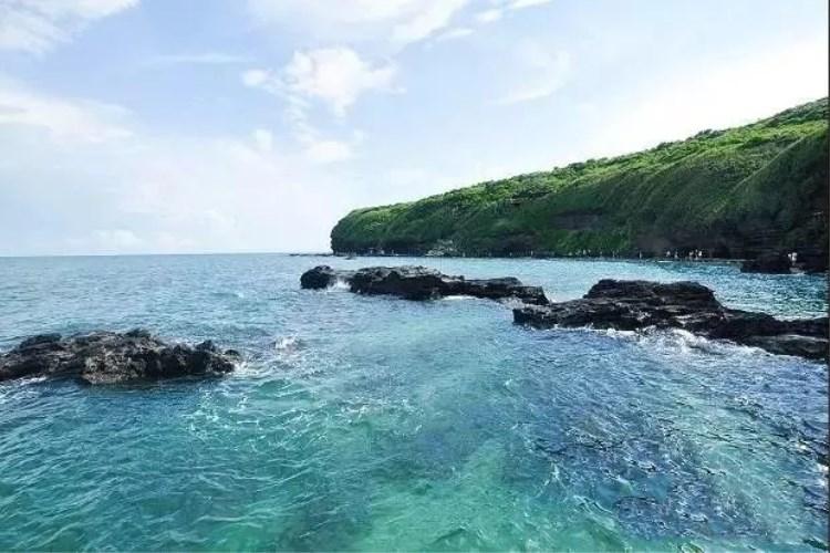 北海涠洲岛 鳄鱼山景区 石螺口海滩 天主教堂一日游