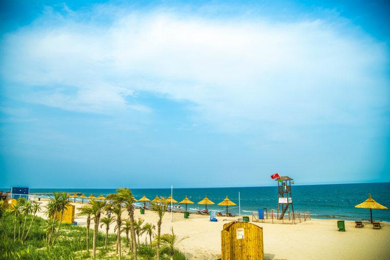 秦皇岛渔岛一日游【海洋沙滩,夏日激情4-6人vip家庭避暑专线】