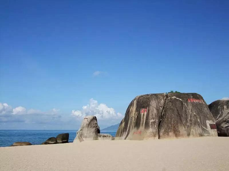 分界洲岛 呀诺达雨林文化旅游区 南山寺 天涯海角 南湾猴岛四日游