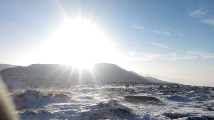 2015冬季游记三日徒步穿越-宝鸡大浪攻略【攻略鳌山湾图片