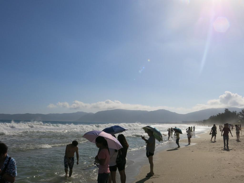 海水,阳光,沙滩-三亚-海口自助闲游(给你最实用最真实