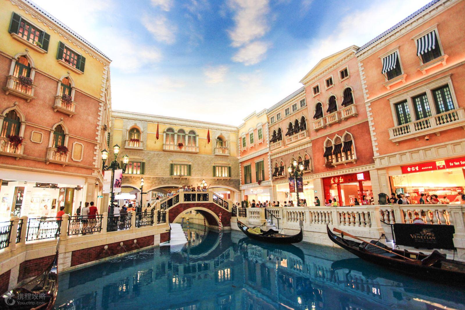 香港澳门_从澳门威尼斯人度假村到香港铜锣湾怎么走