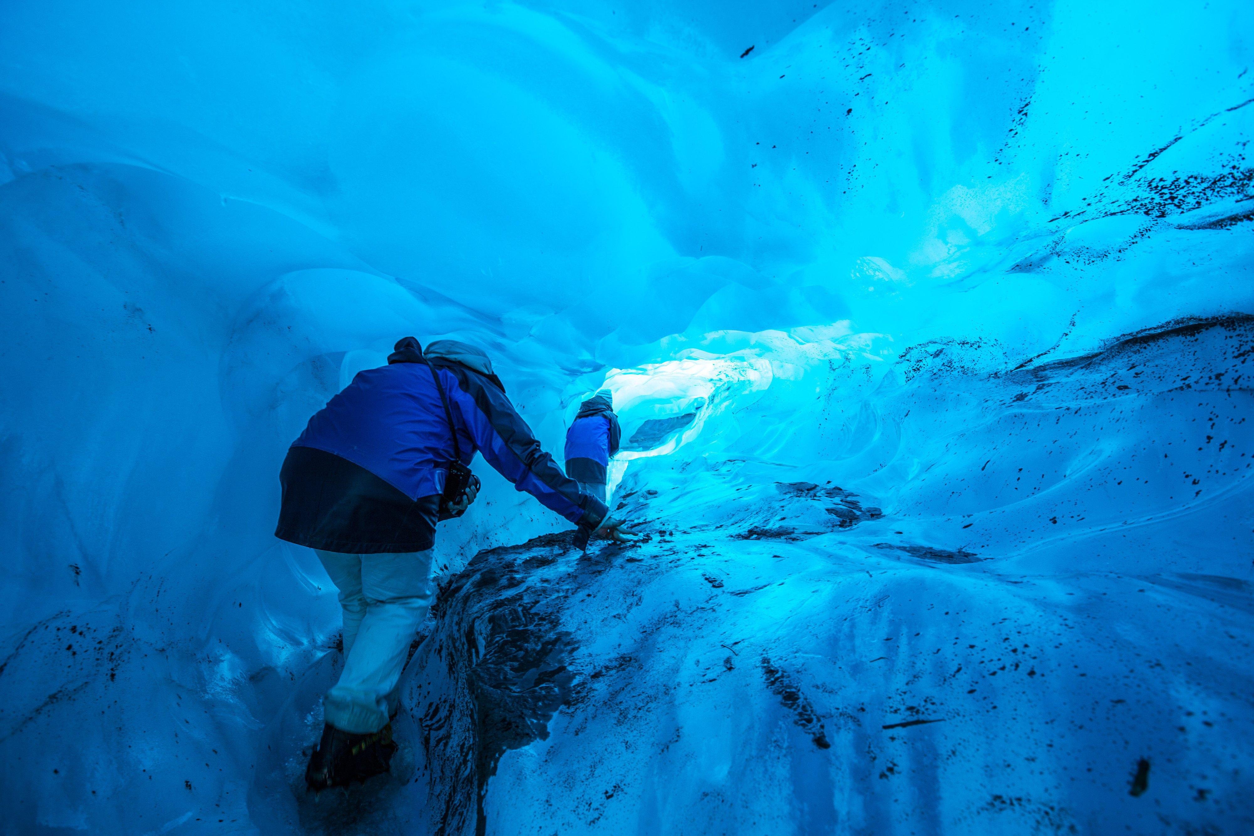 福克斯冰河  Fox Glacier   -1