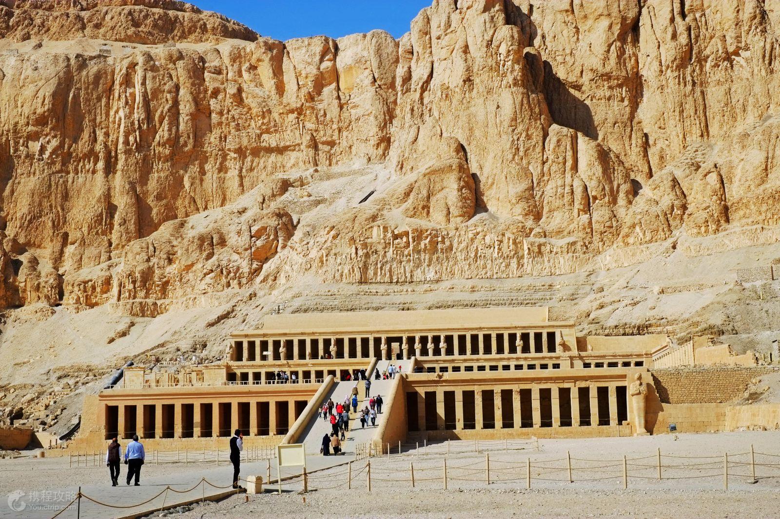 金字塔,狮身人面像,风格各异的神庙宫殿