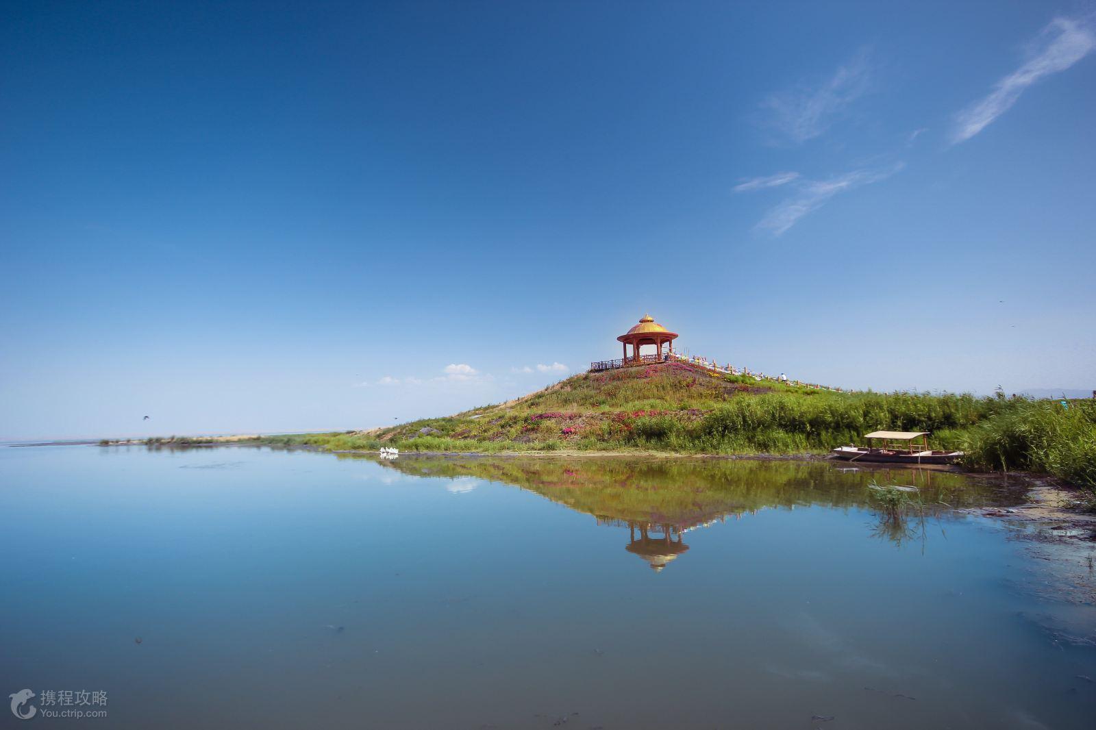 伊犁河风景区旅游区