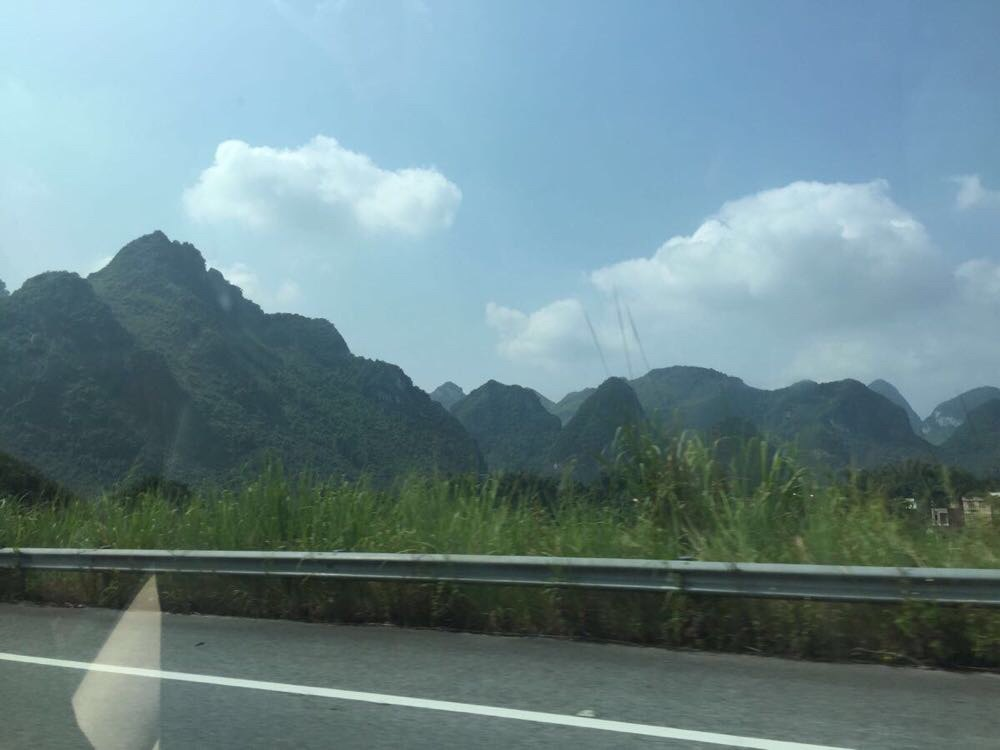 七月中下旬桂林阳朔-北海-贵州荔波-黄果树瀑布-织金