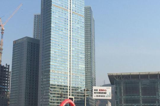 海上假日酒店式公寓(大连星海大观店)