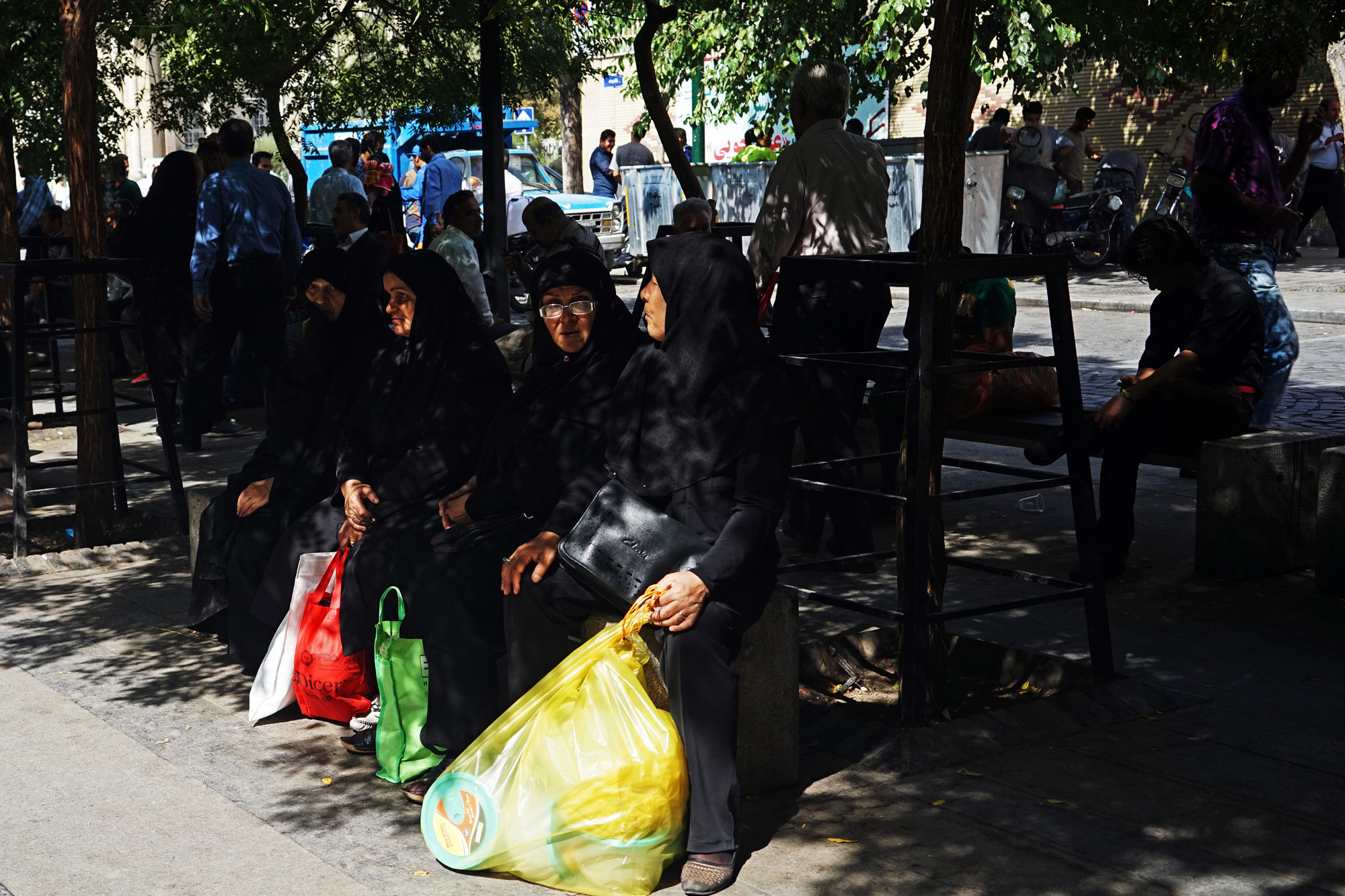 大巴扎  Tehran Bazaar   -3