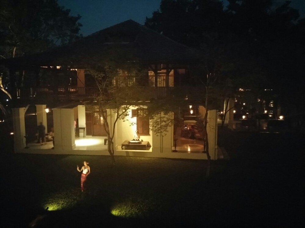 anantara chiang mai resort & spa (清迈安纳塔拉spa度假酒店)