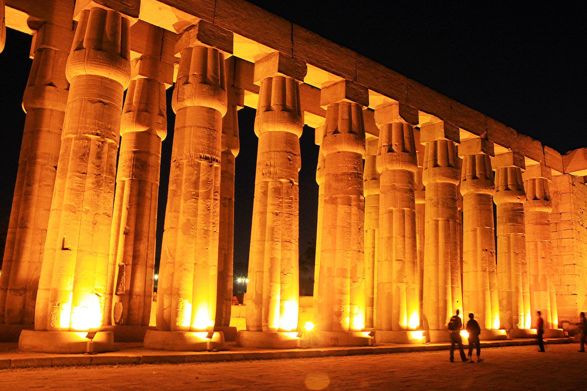 阿蒙神庙  Amun Temple of Karnak   -2