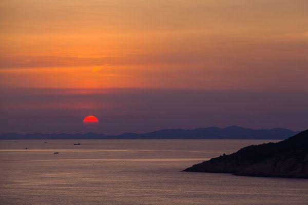 珠海桂山岛街景  畅游珠海离岛全攻略荷包岛