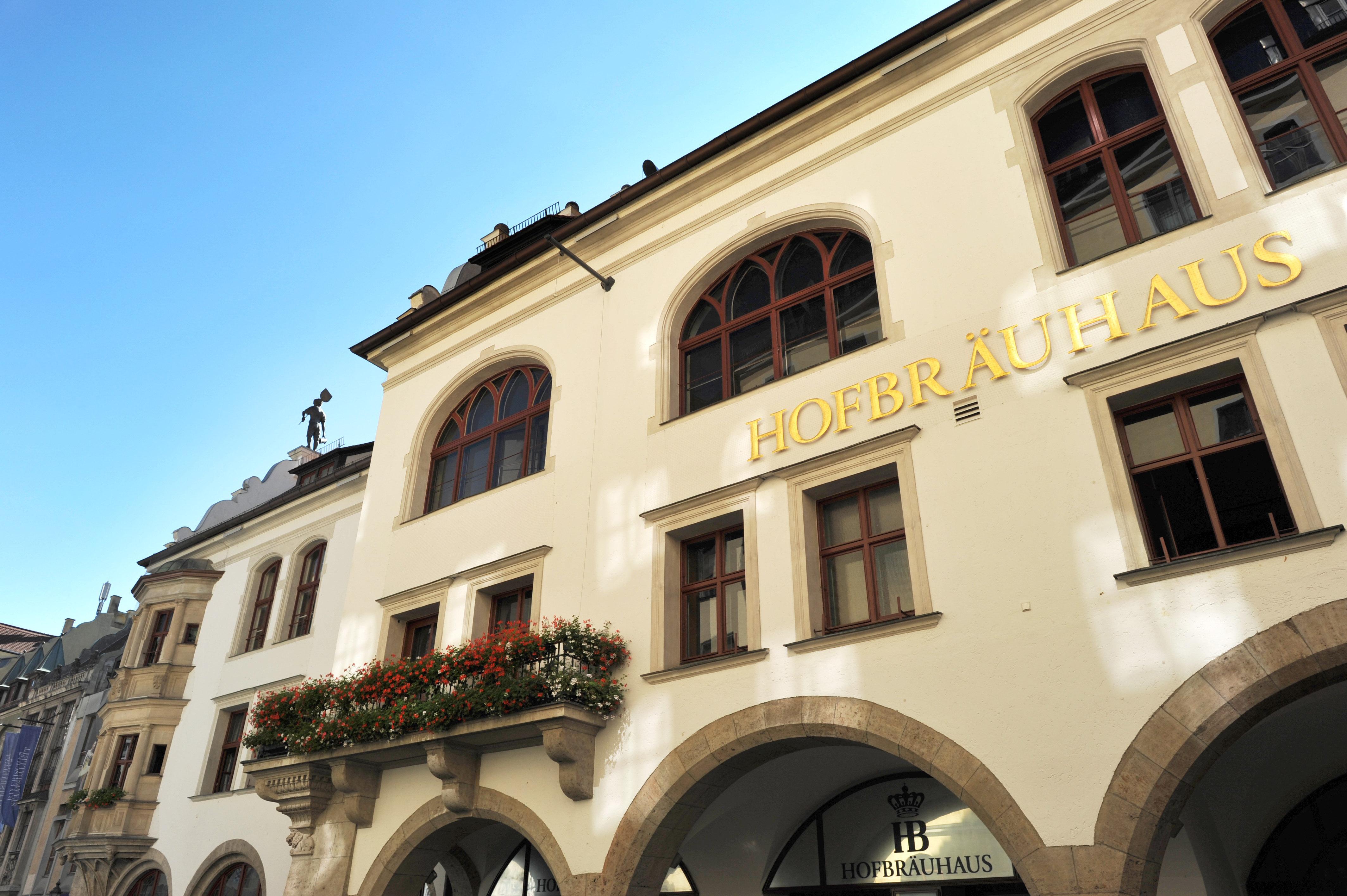 皇家啤酒屋  Hofbrauhaus Munchen   -2
