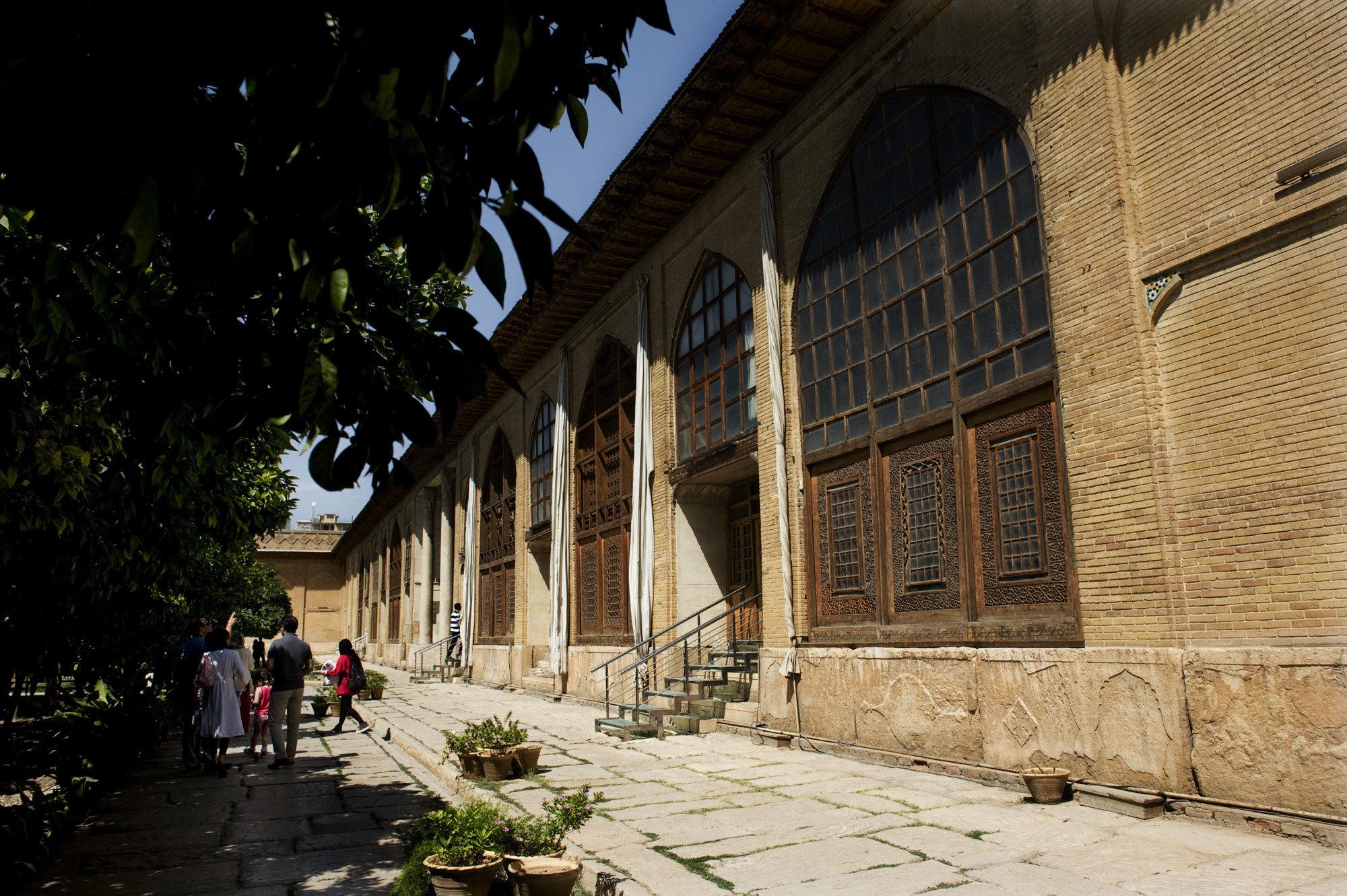 卡里姆汗古城堡  Citadel of Karim Khan   -3