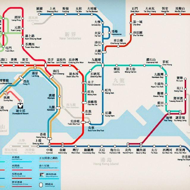 郑万高铁最新线路图 2016香港地铁线路图图片