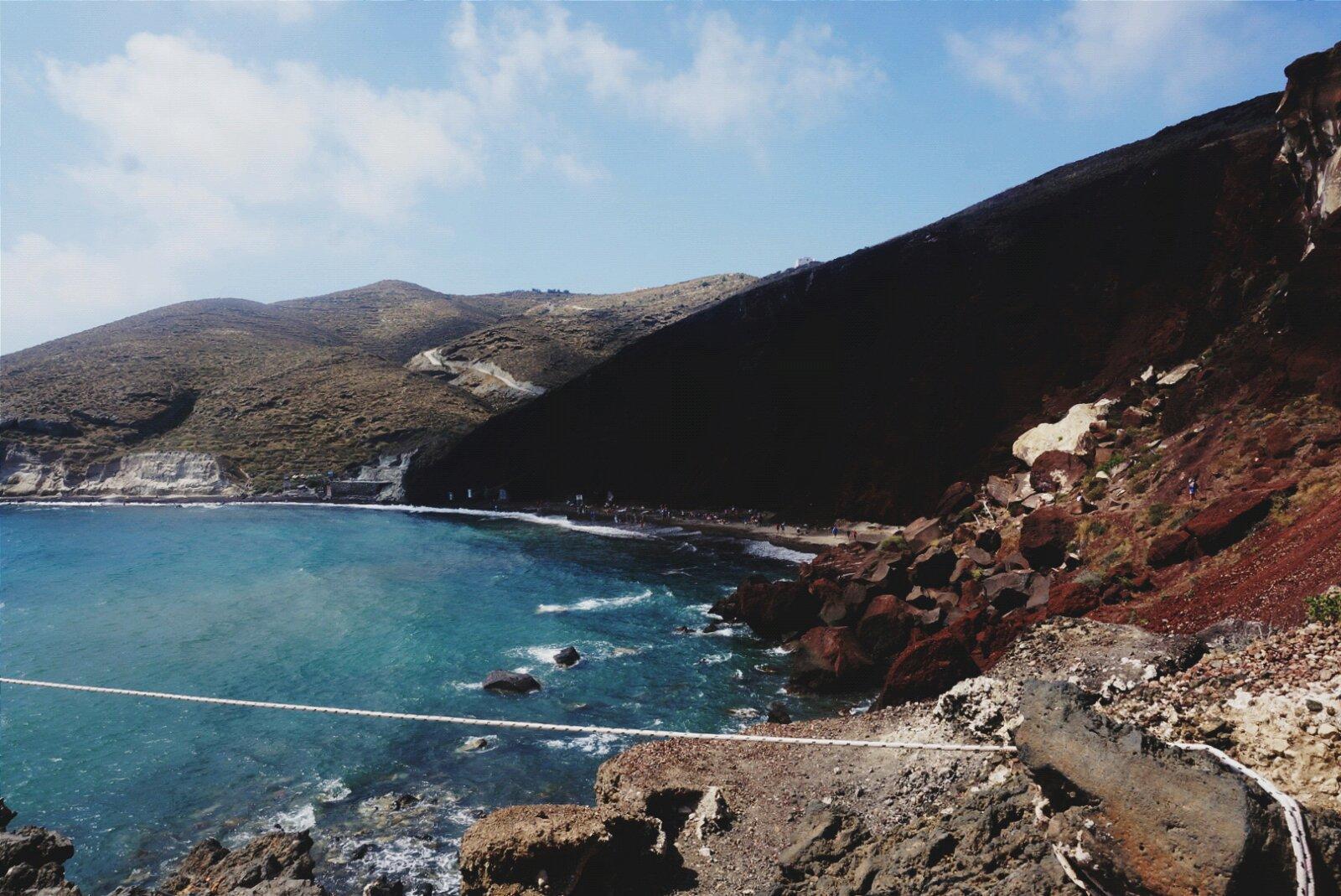 沙滩ps素材风景