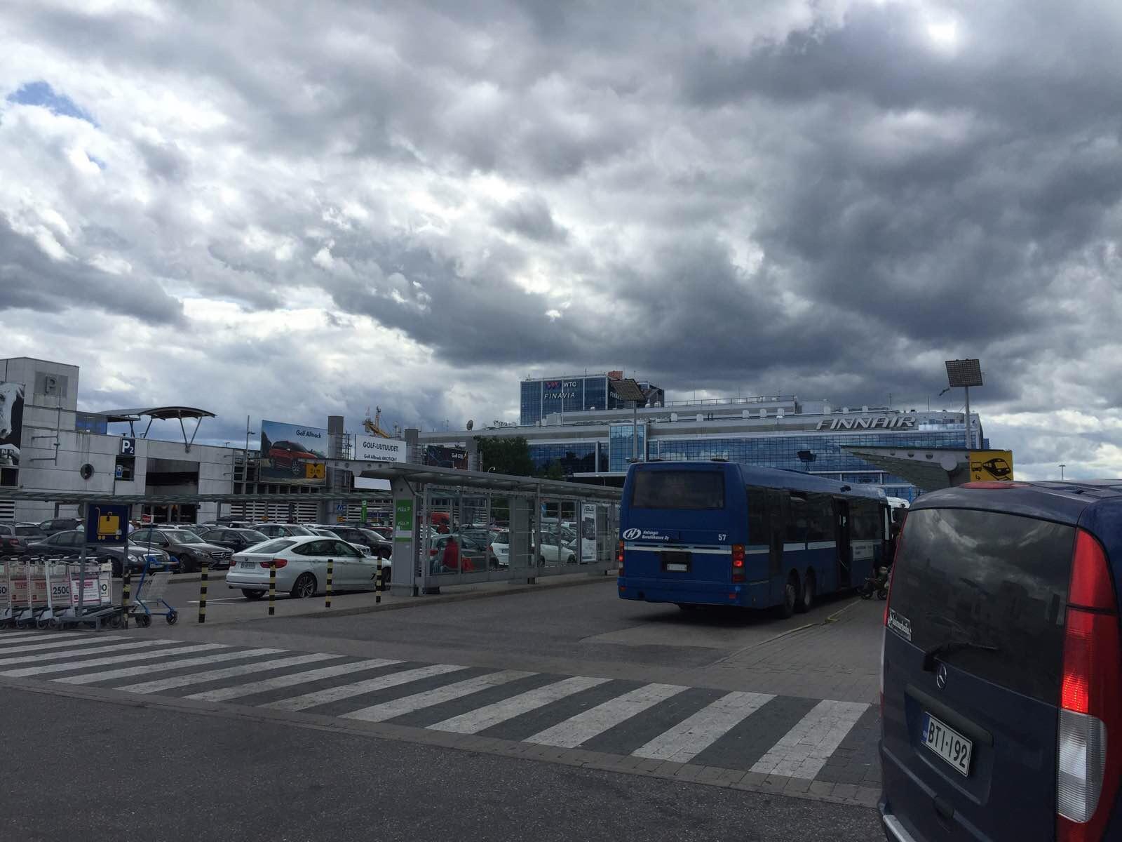 冰岛机场大巴接送