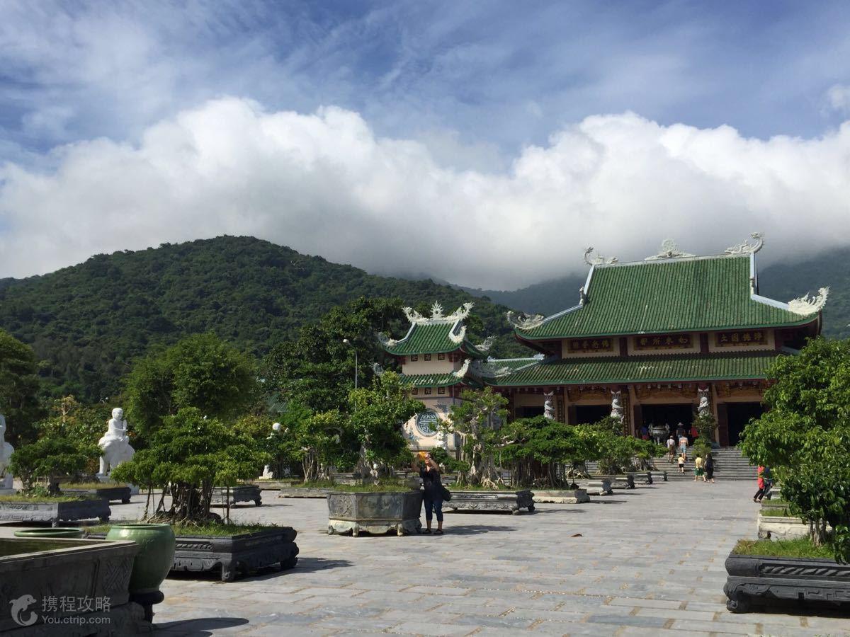 越南岘港+会安5日4晚半自助游·山茶半岛+百年古宅