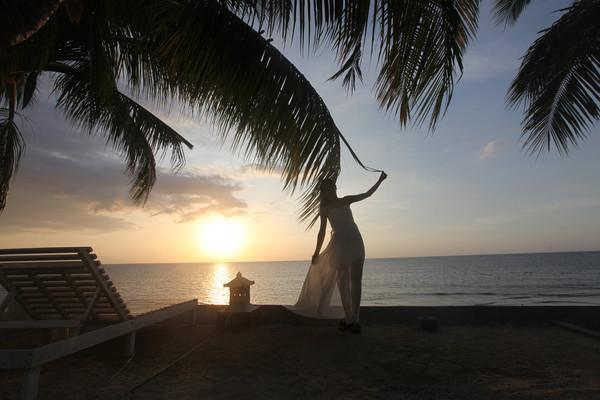巴厘岛,蓝梦岛八晚七天蜜月旅行