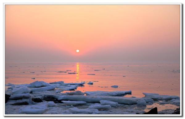 冬季假期看冻海——乐亭菩提岛,北戴河,山海关沿海自驾摄影游2016.2.